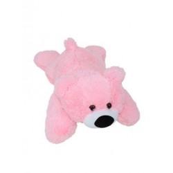 Мягкая игрушка медведь 45 см (розовыйцвет)