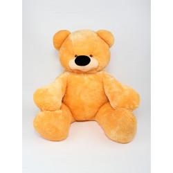 Большой плюшевый медведь 95 см (медовый цвет)
