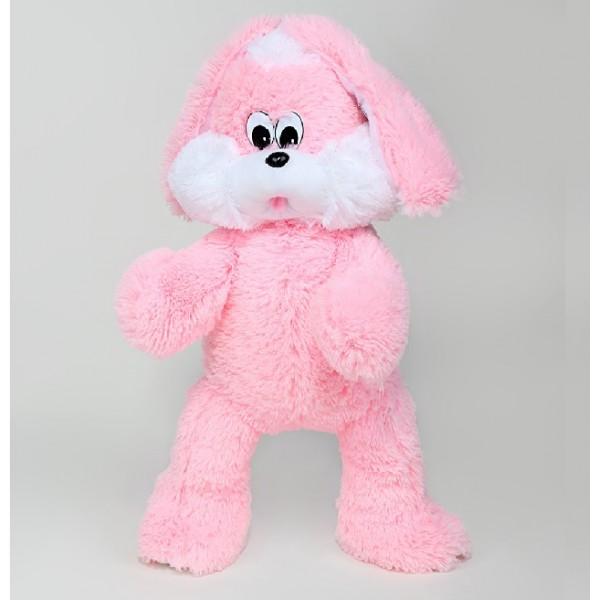 Мягкая игрушка заяц, любые цвета 100 см