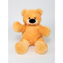 Мягкий мишка игрушка 70 см (медовый цвет)