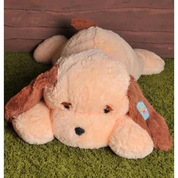 Большая мягкая игрушка собака 90 см