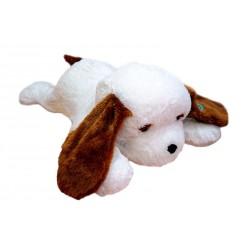 Игрушка большая собака 140 см (белый цвет)