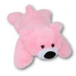 Мягкий мишка 70 см (розовый цвет)