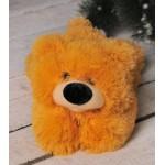 Мягкая игрушка медведь 45 см (медовый цвет)