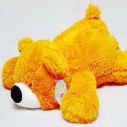 Мишка мягкая игрушка 85 см (медовый цвет)