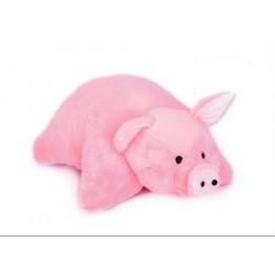 Подушка игрушка Свинка 45 см