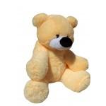 Игрушка большой медведь 77 см ( персиковый цвет)