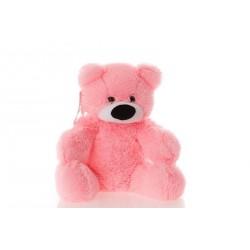 Мягкий мишка в Украине 45 см(розовый)