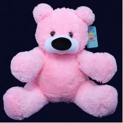 Мягкий мишка игрушка 70 см (розовый цвет)