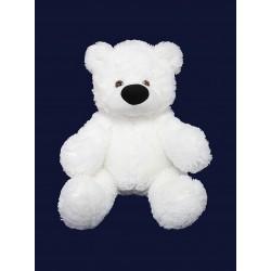Мягкий мишка игрушка 70 см (белый цвет)