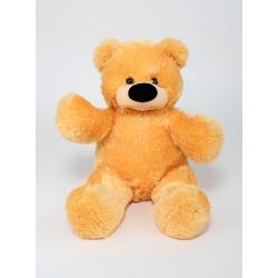 Большой мишка игрушка 110 см ( медовый цвет)