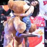 Большой медведь игрушка 120 см (коричневый цвет)