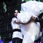 Большой плюшевый мишка 200 см ( белый цвет)