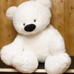 Большой плюшевый медведь 100 см