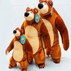 Маша и медведь игрушка 60 см