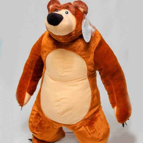 Детская игрушка Маша и медведь 45 см