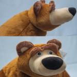 Игрушка Маша и медведь 40 см