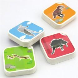 Развивающая интерактивная игра зоопарк 4D Fancy Zoo