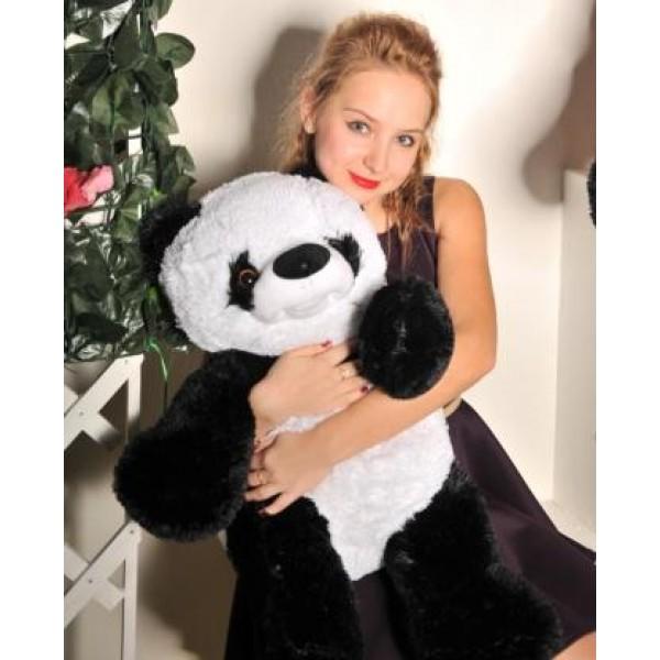 Мишка панда игрушка 75 см