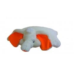 Подушка игрушка Слон купить 55 см (белый цвет)