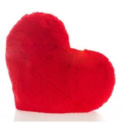 Подушка сердце купить 15 см