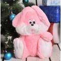 Купить игрушку зайчика с ушами 35 см